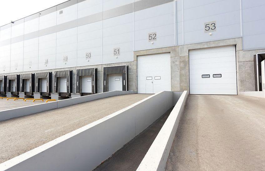 Logistic Warehouse